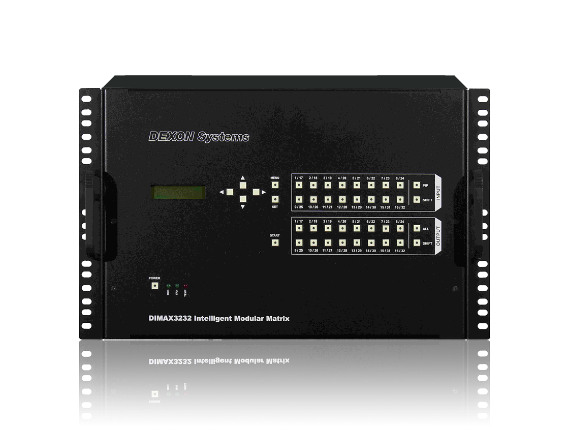 4K Seamless Matrix 32x32