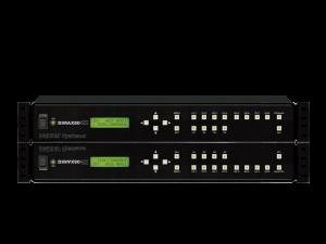 8x4 4K HDBaseT Seamless Matrix