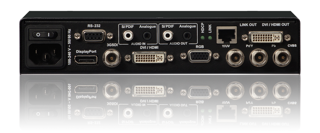 DUSE201 UNIVERSAL EXTENDER MULTI-FORMAT TO CAT6 HDBaseT
