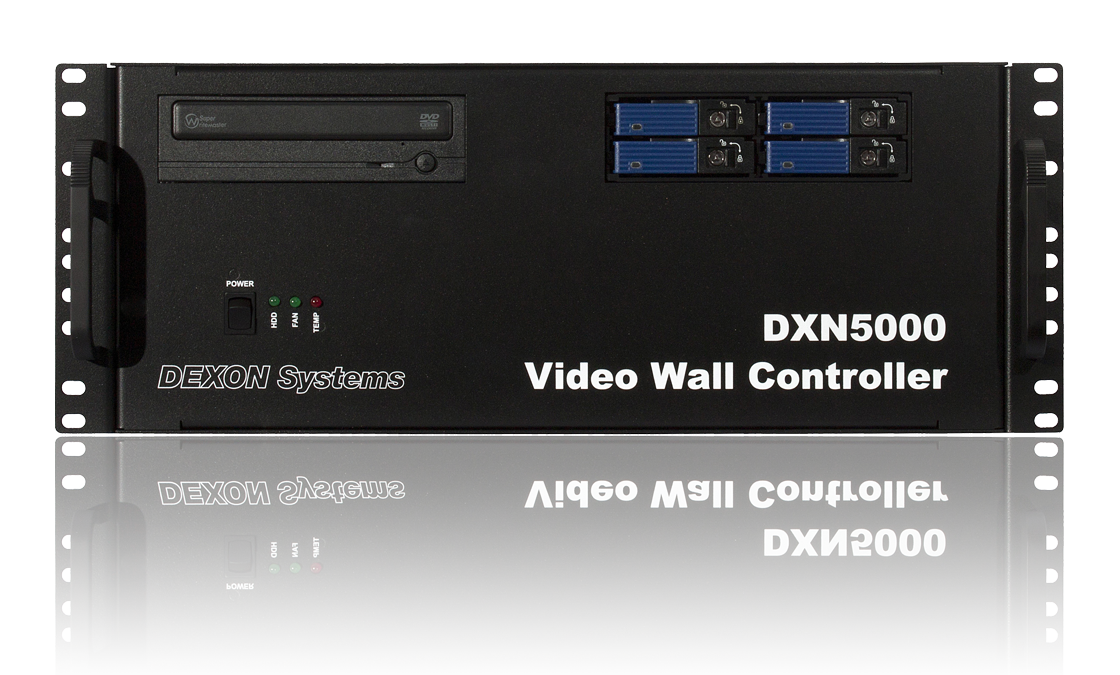 dxn1616_t DXN5000 Video Wall Controller