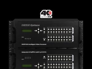 4K60 Video Processor 16x16