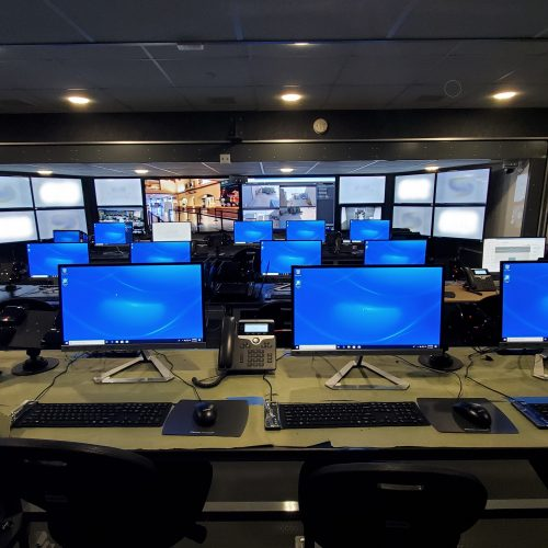 DoD Control Room
