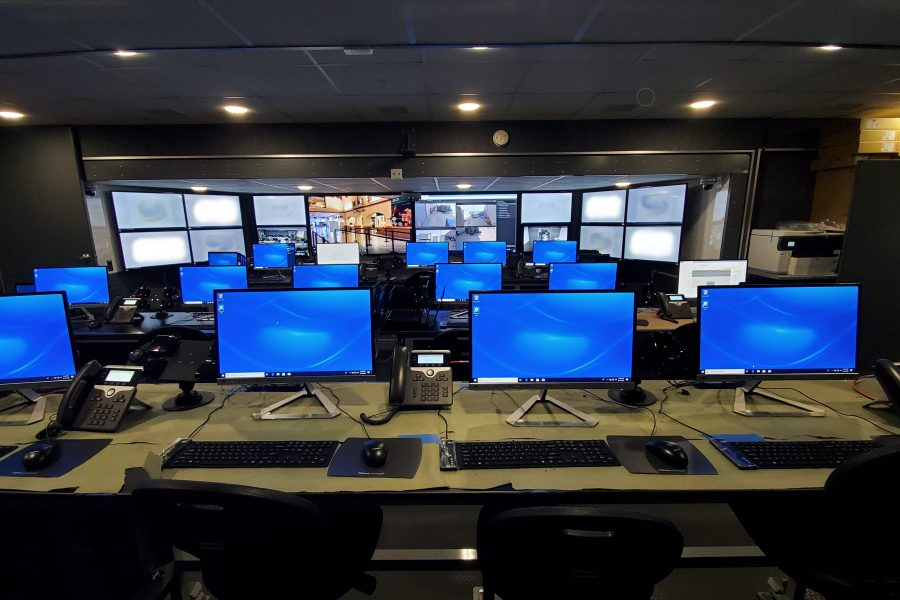 DoD Control Room