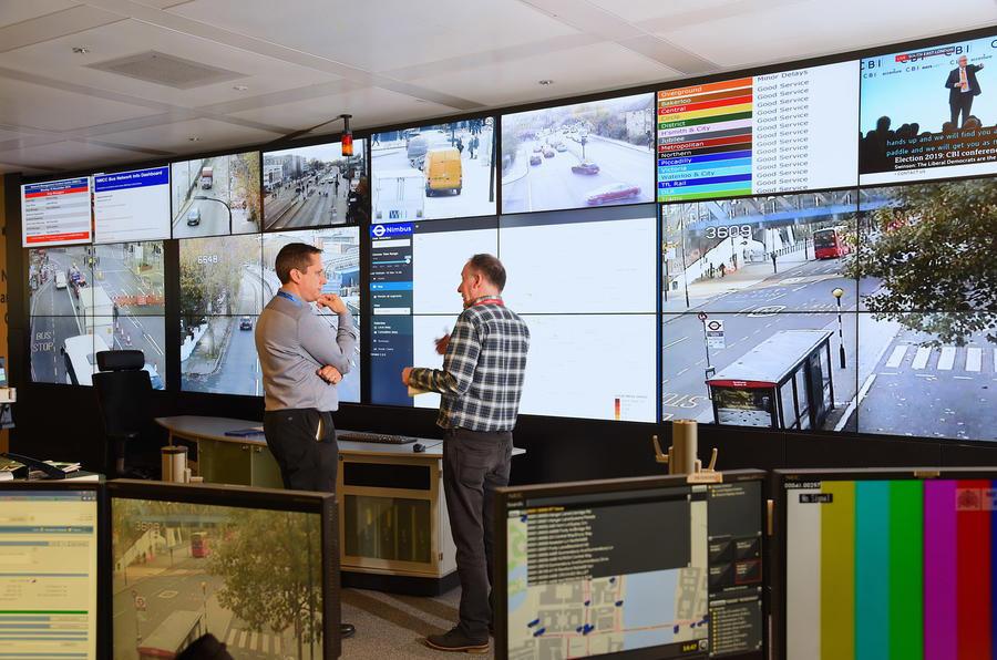DXN5200-7U Video Wall Controller London