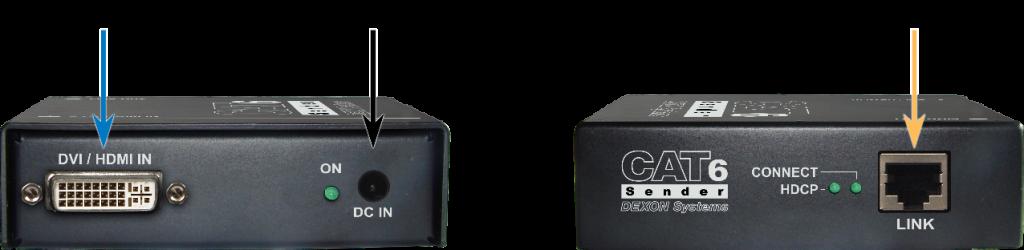 DVI input