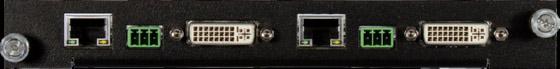 DVI/HDMI and HDBaseT FHD output board